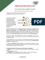 Equilibrios de precipitación.doc