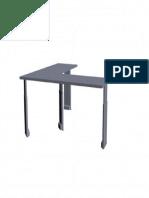 3D estructura elevable