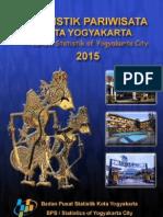 Statistik Pariwisata Kota Yogyakarta 2014