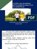 313369326-Aktivitas-Fisik-Dan-Olahraga-Untuk-Penderita-Diabetes-Mellitus.pptx