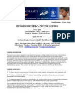 Capstone Course Syllabus Final 5 Febr 2010
