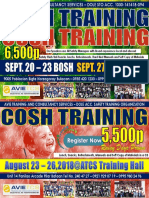 Bosh Cosh Ads Sept 2018