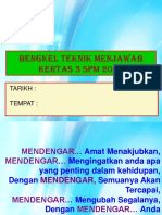 TIPS FOR  SPM KIMIA 3.ppt