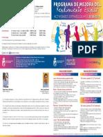 EDUCACIÓN | Programa de mejora del Rendimiento Escolar / Actividades extraescolares en Coslada 2018/2019