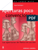 Ajedrez - A. Dunnington - Aperturas Poco Convencionales.pdf