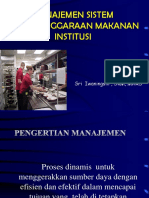 1. Food Service Management System