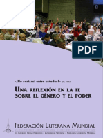 Una reflexion en la fe sobre el genero y el poder.pdf
