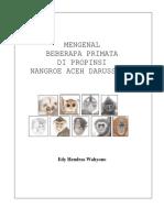 2005 Mengenal Beberapa Primata NAD Sr