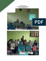 Poto Kegiatan Refresing Kader Desa Karyamukti