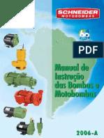 Manual de Instrucoes de Bombas e Motobombas