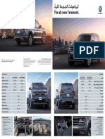 5000347 VW Teramont Campaign A4 Flyer EA New