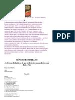 GÊNESIS REVISITADO - ZECHARIA SITCHIN.pdf