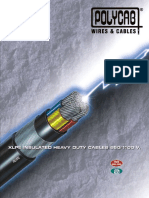 Armoured Cables - Xlpe Insulated