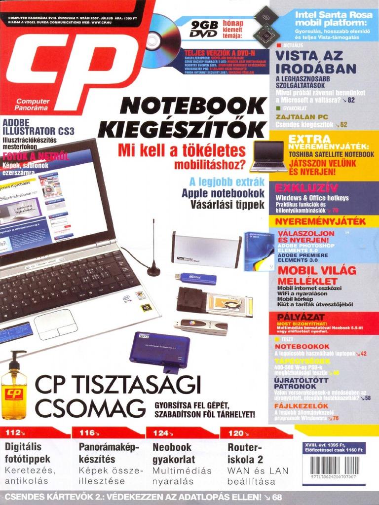 Computer Panoráma 2007.07. b72af8869e