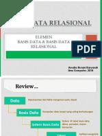 2. BDR - 2. Elemen Basis Data dan Basis Data Relasional.pdf