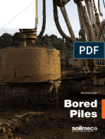 Technology Bored Piles Soilmec Technology
