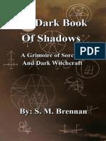 The Dark Book of Shadows - S. M. Brennan