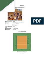 Bola Basket,Voli, Lapangan