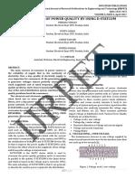 d Statcom Application