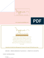 Wedding Presentation Template