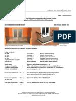 b2nb6024150170bp261017 Aerofoil System Using 60x24mm Rhs Posts With 170 x 150 Base Plates