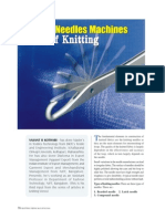 Knitting Machines Needles