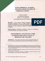 Günther -  Psicologia Ambiental - Algumas considerações sobre sua área de pesquisa e ensino.pdf