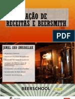 Elaboração de Receitas e BeerSmith