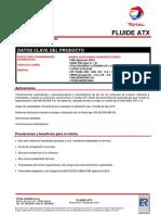 Total Fluide Atx Fichatecnica