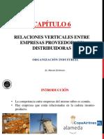 Cap 6. Relaciones Verticales Entre Empresas Proveedoras y Distribuidoras-1
