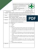 4.2.4.4 Sop Evaluasi Kegiatan Pelaksanaan Ukm
