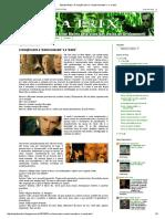 """Estudo Matrix_ a Relação Entre a """"Mente Inocente"""" e o """"Medo"""""""