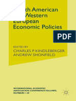 [International Economic Association Series] Charles P. Kindleberger, Andrew Shonfield (Eds.) - North American and Western European Economic Policies_ Proceedings of a Conference Held by the International Econom