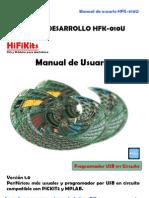 Manual Hfk 010u