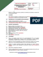 I-MIN-SAN-024 - Det. de Insolubles Por Digestión Ácida y Gravimetría_CLA020V