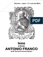 Inno Beato Antonio Franco