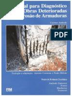 ANDRADE Manual para Diagnostico de Obras Deterioradas por Corrosao de Armaduras.pdf