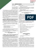 Decreto Legislativo que modifica la Ley N° 29571 Código de Protección y Defensa del Consumidor
