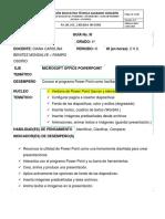 Guía académica Informática