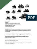 Estadisticas para barcos 5th edicion D&D