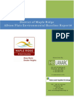 Albion Environment Environmental Baseline Report