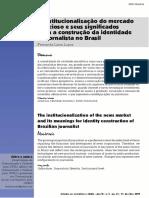 LOPES, Fernanda Lima_Construção da identidade jornalística no Brasil