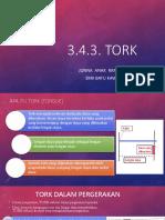 3.4.3 TORK