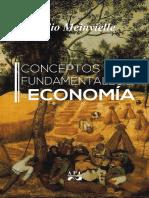 Conceptos Fundamentales de Economía