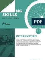 Cycling Skills in Ontario