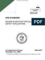 DOE-STD-113499