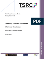 Media and Community