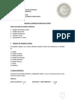 Material III Estadística Parte i
