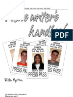 News Writers Handbook