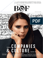 BoF the Companies Culture Issue Spring 2014 Letter From the Editor